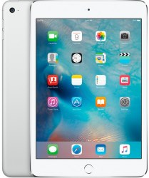Планшетный компьютер Apple iPad mini 4 128GB Wi-Fi Silver MK9P2RU/A