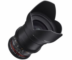 Объектив Samyang MF 35mm T1.5 ED AS UMC VDSLR Sony E