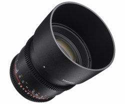 Объектив Samyang MF 85mm T1.5 AS IF UMC VDSLR II Sony E (NEX)