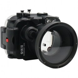 Подводный бокс Meikon G1x Mark II для Canon G1x Mark II