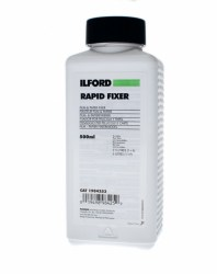 Фиксаж Ilford Rapid fixer 500 ml