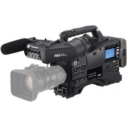 Камкордер Panasonic Р2HD HPX610 with CVF15, AF lens (AG-HPX610EJF)