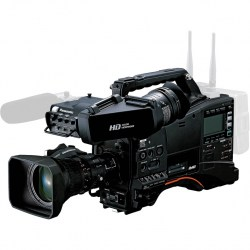 Камкордер Panasonic P2HD 1/3 Camcorder (incl. 17x lens and colour viewfinder) (AJ-PX380GF)