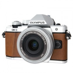 Цифровой фотоаппарат Olympus OM-D E-M10 Mark II 14-42mm Pancake Zoom Kit Limited Edition Brown