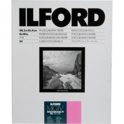 Фотобумага ILFORD Multigrade IV RC Delux 30.5 x 40.6 (10 листов)