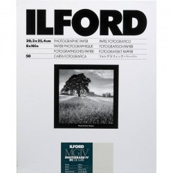 Фотобумага ILFORD Multigrade IV RC Delux Pearl 17.8 x 24 (100 листов)