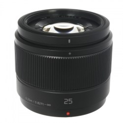 Объектив Panasonic Lumix H-H025E 25mm f/1.7 G Aspherical black