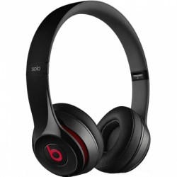 Наушники Beats Solo2 Wireless Black