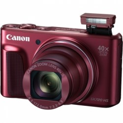 Цифровой фотоаппарат Canon PowerShot SX720 HS Red