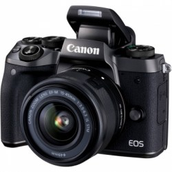Цифровой фотоаппарат Canon EOS M5 Kit 15-45 IS STM