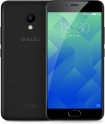 Смартфон Meizu M5 16GB Black