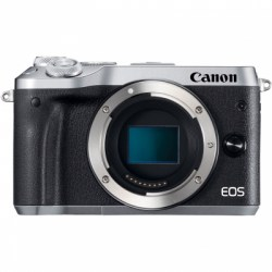 Цифровой фотоаппарат Canon EOS M6 Body Silver