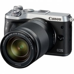 Цифровой фотоаппарат Canon EOS M6 kit 18-150 IS STM Silver