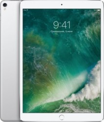 "Планшетный компьютер Apple iPad Pro 10,5"" 512Gb Wi-Fi Silver MPGJ2RU/A"