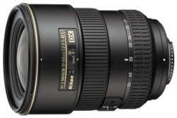 Nikon 17-55 mm f/2.8G IF-ED AF-S DX Nikkor