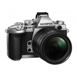 Системный фотоаппарат Olympus OM-D E-M1 Dental Kit ( E-M1 Body silver + EM-M60 mm 1:2.8 black + STF-8 Macro Flash)