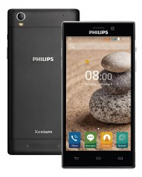 Смартфон Philips Xenium V787+ Black