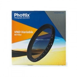Phottix VND Variable Filter 72mm