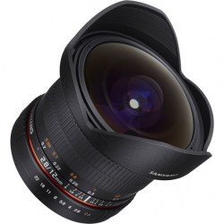 Samyang 8mm f/3.5 UMC Fish-eye CS II AE для Nikon