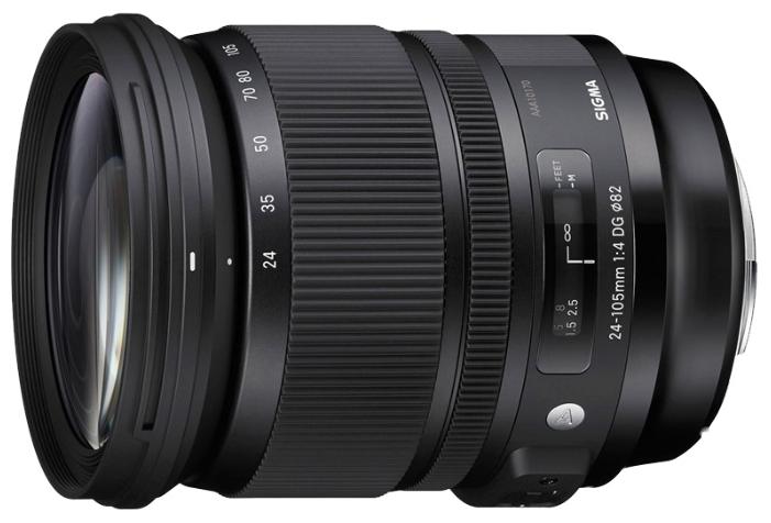 Объектив Sigma AF 19 mm F/2.8 DN ART for NEX Black